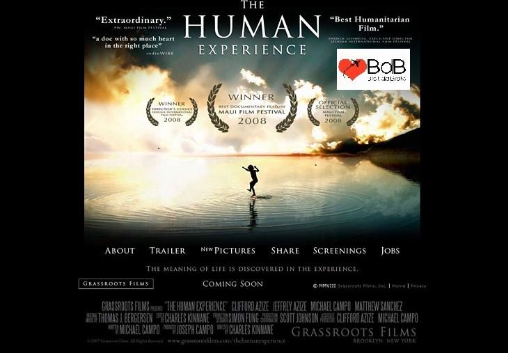 The Human Experience Official Trailer  en Espanol