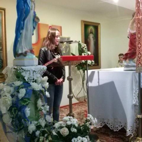 Michałowo + parafia św. Anny w Białymstoku