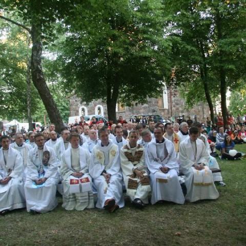 Peregrynacja symboli ŚDM - dzień 1.