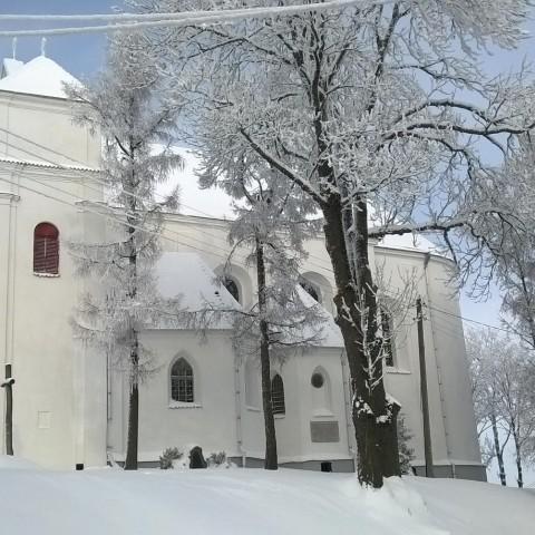 Wolontariusze z parafii NMP Matki Kościoła odwiedzili Białoruś