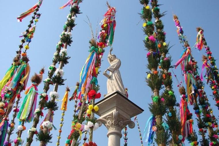 Niedziela Palmowa. Wstęp do Wielkanocy