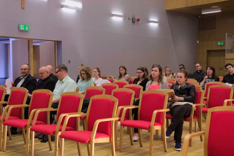 Spotkanie koordynatorów parafialnych