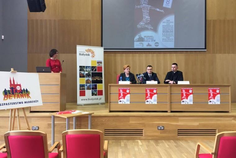 Konferencja prasowa dotycząca 32. Światowego Dnia Młodzieży