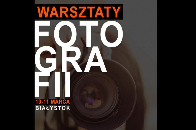 Bezpłatne warsztaty podstaw fotografii
