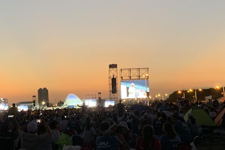 Treść przemówień papieża Franciszka z Panamy