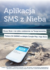 Aplikacja mobilna SMS z Nieba